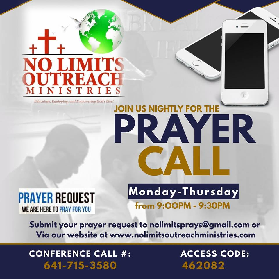 No Limits Outreach Ministries
